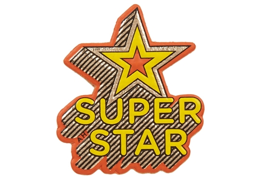 [ANYA HINDMARCH] SUPER STAR