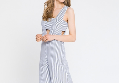 [ENGLISH FACTORY] SLVLS JUMPSUIT