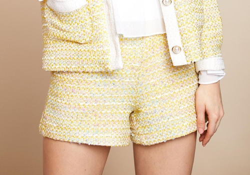 [SISTER JANE]Hey Honey Tweed Shorts