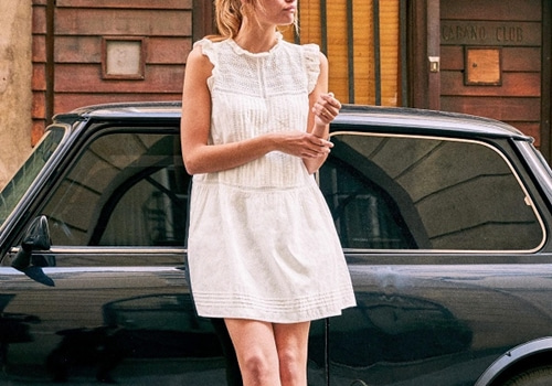 [Sezane]Sophia dress