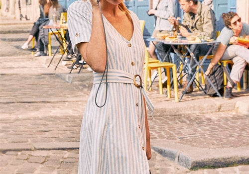 [Sezane]MARIANNE DRESS