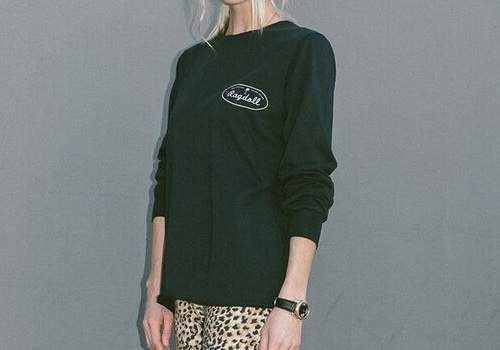 [RAGDOLL L.A] LONG SLEEVE TEE_BLACK