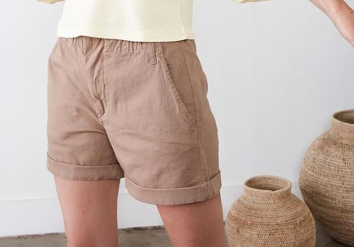 [RAGDOLL L.A]  SURPLUS SHORT Tan