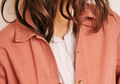 [Sezane]Will jacket_BLUSH