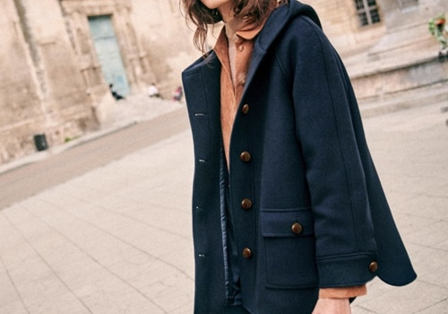 [Sezane]SUZON COAT