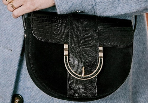 [Sezane] BAG T_BLACK