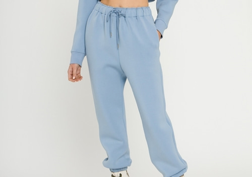 [GREY LAB]Loungewear Pants_SKYBLUE